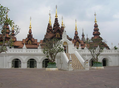 Wat Dheli Devi in Chiang Mai, rent, studio apartments, View Talay Pattaya Thailand